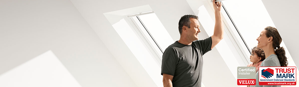 We are all ex-VELUX engineers & Certified Installers