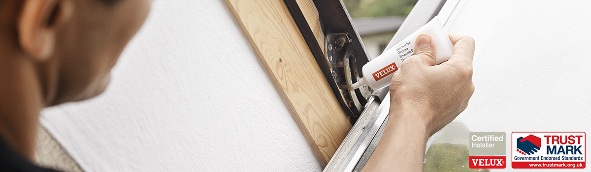 We offer a full range of VELUX repair & maintenance services
