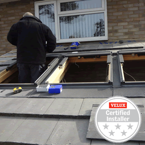 Roof Window Repairs - North London & Home Counties