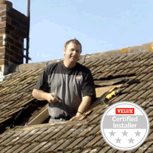 Eddie has more than 12 years experience as a VELUX service engineer