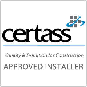 Certass Approved Installer