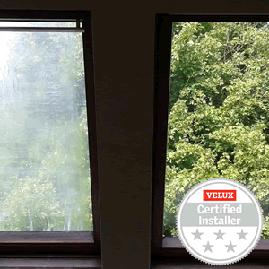 Skyview Roof Window Service - Replace VELUX glazing