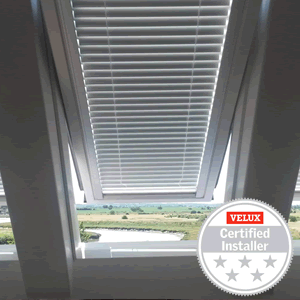 Skyview Roof Window Service - Install VELUX blinds